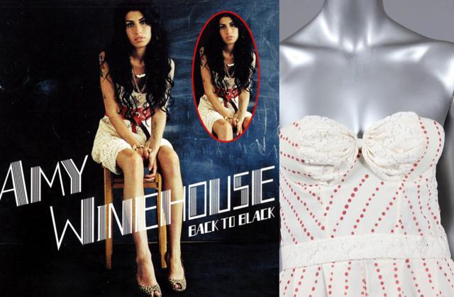 Πάνω από 23.000 ευρώ αναμένεται  να πουληθεί το φόρεμα της Έιμι!