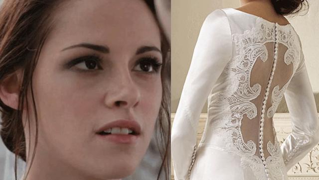 Η Κρίστεν ως νύφη, κόβει ανάσες!