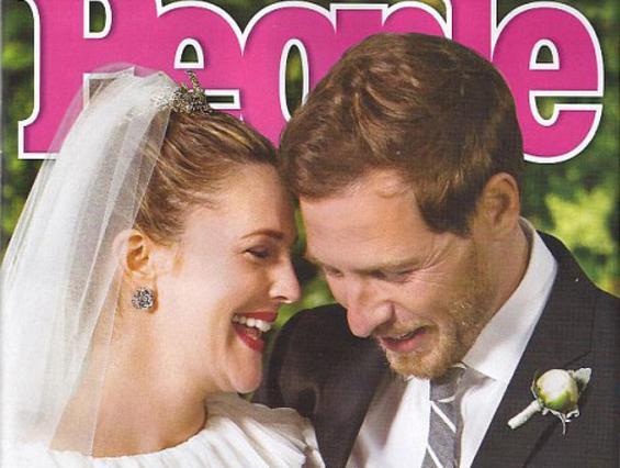 Παντρεμένοι και ευτυχισμένοι είναι πια η Ντρου Μπάριμορ και ο Γουιλ Κόπελμαν