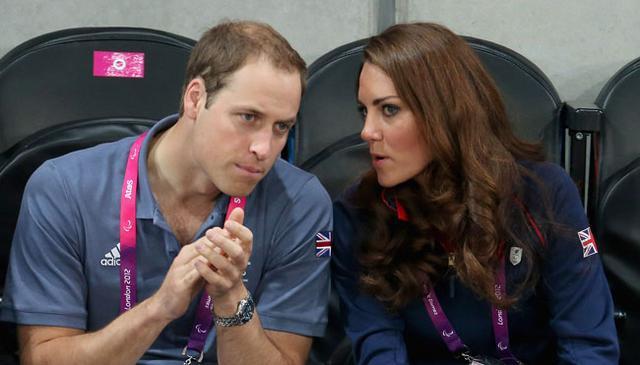 Αποφασισμένοι να μην μιλήσουν για τον Χάρι είναι ο Γουίλιαμ και η Κέιτ
