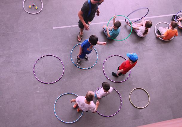 Παιδικό Εργαστήρι: Η ορχήστρα και το τσίρκο μπήκαν στο χορό