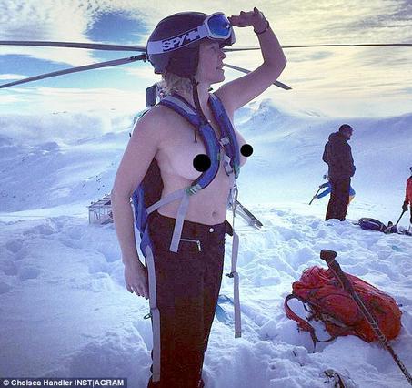 Ποιον ψάχνει η Τσέλσι τόπλες στα χιόνια;