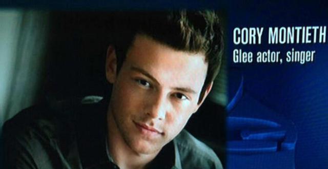 Γκράμι: Ιεροσυλία στη μνήμη του Κόρι του Glee