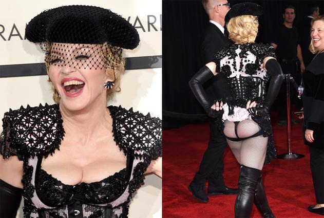 Ποια Καρντάσιαν; Η Μαντόνα τον πέταξε έξω στα Grammy!