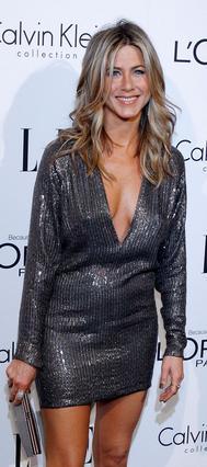 Τζένιφερ Άνιστον:  πιο σέξι γυναίκα όλων των εποχών σύμφωνα με τους αναγνώστες του περιοδικού  Men's Health .
