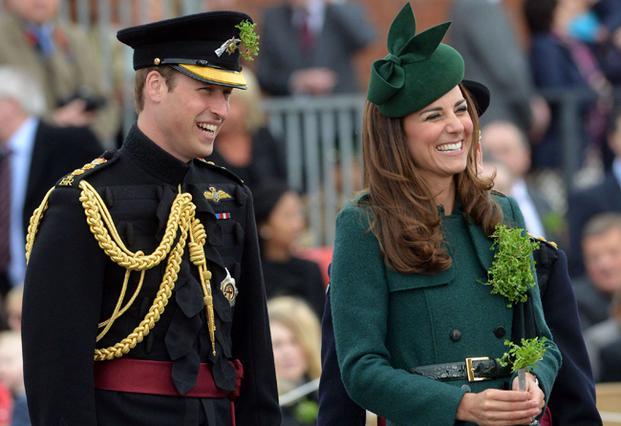 Ο πρίγκιπας Γουίλιαμ μιλά για το δεύτερο μωρό