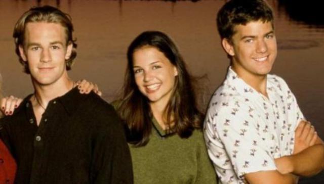 Dawson' s Creek: Τα αγόρια της Κέιτι ποζάρουν μαζί
