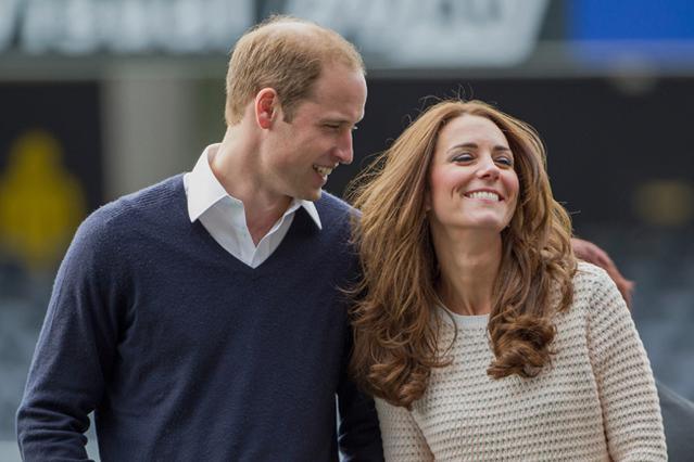 Γουίλιαμ: Κέιτ μου, τα μαλλιά σου είναι... εφιάλτης!