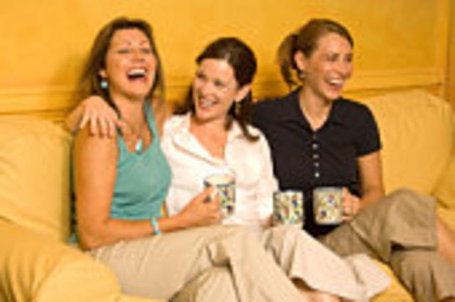 Μια βραδιά μόνο για... κορίτσια  θα μπορούσε επίσης να είναι μια  διαφορετική πρόταση.