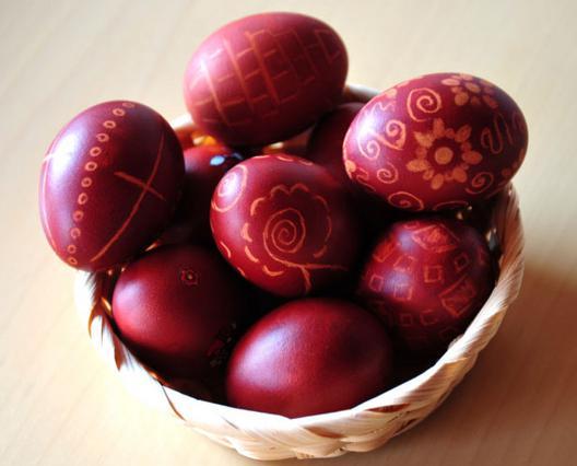 Πρωτότυπα πασχαλινά αβγά με σεβασμό στην παράδοση