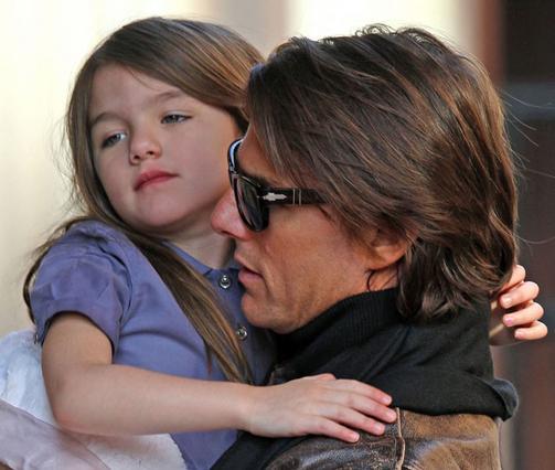 Τη φοβάται την πολύ παρέα με τον μπαμπά η Κέιτ, αλλά και τι να κάνει;