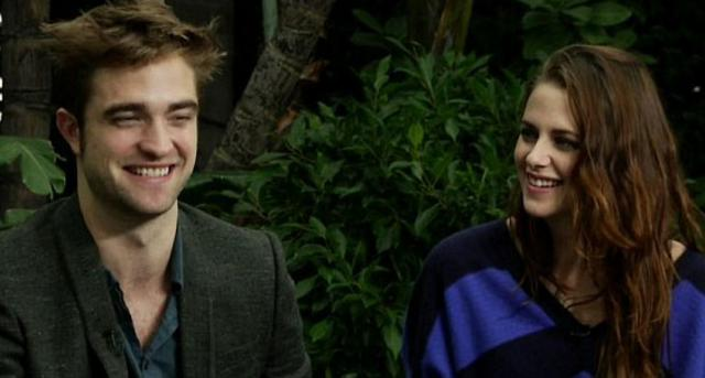 Άνετοι και χαλαροί εμφανίστηκαν ο Ρομπ και η Κρίστεν στην πρώτη τους κοινή τηλεοπτική εμφάνιση μετά το κέρατο