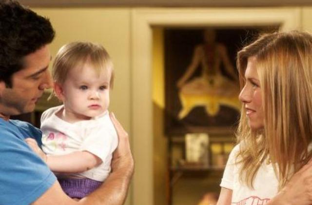 Φιλαράκια : Δες πώς είναι σήμερα η κόρη του Ρος και της Ρέιτσελ