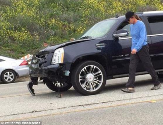 Ιδού το βίντεο που ενοχοποιεί τον Τζένερ για το ατύχημα