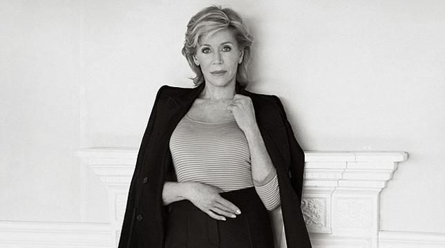 <p> Η Τζέιν Φόντα (Jane Fonda) έχει γράψει ιστορία σε πολλούς τομείς, καθώς συνέδεσε το όνομα της, εκτός από την υποκριτική, με τον ακτιβισμό και, φυσικά, τη γυμναστική!</p> <p> Το περιοδικό  <stron