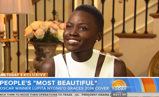 Πιο όμορφη σταρ στον κόσμο η Λουπίτα