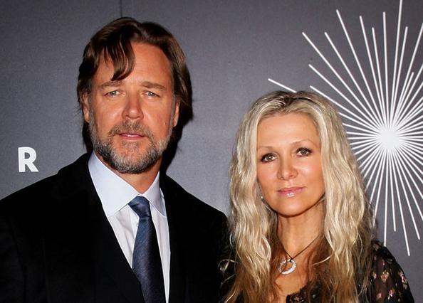 Χώρισαν ύστερα από εννέα χρόνια γάμου ο Ράσελ Κρόου και η Ντανιέλ Σπένσερ
