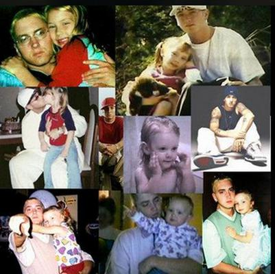 <p>Ο Έμινεμ (Eminem) έχει τρεις κόρες, από τις οποίες μόνο μία, <strong>η 19χρονη Χέιλι Τζέιν Σκοτ Μάδερς</strong> (Hailie Jane Scott Mathers) είναι βιολογικό του παιδί, <strong>καρπός του έρωτά του μ