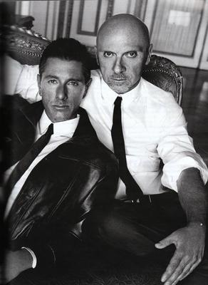 <p><strong>Εναντίον της τεχνητής γονιμοποίησης και των γεννήσεων μέσω παρένθετων μητέρων</strong> τοποθετήθηκαν οι Στέφανο Γκαμπάνα (Stefano Gabbana) και Ντομένικο Ντόλτσε (Domenico Dolce) -κυρίως ο δ