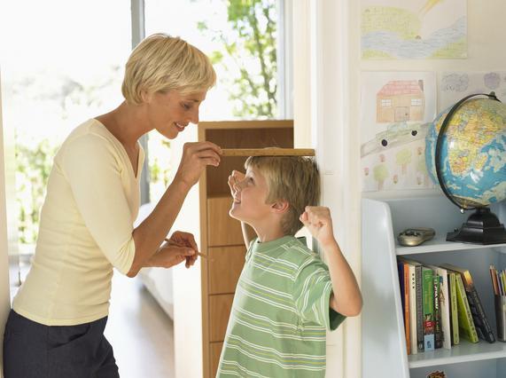 Πως θα βοηθήσεις το παιδί σου να ψηλώσει!
