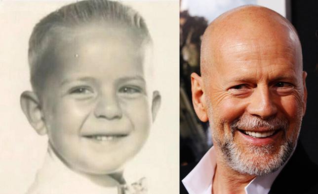 <p>Χθες, 19/3/2015, ο Μπρους Γουίλις (Bruce Willis)<strong> έγινε 60 χρονών.</strong> Η φωτογραφία του διάσημου ηθοποιού είναι από διαδικτυακές ευχές για τα περσινά του γενέθλια, όμως τη χρησιμοποιούμ