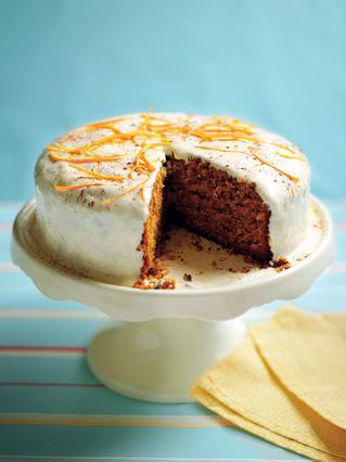 Κέικ κακάο με καρότο: Μια υπέροχη συνταγή για παιδιά