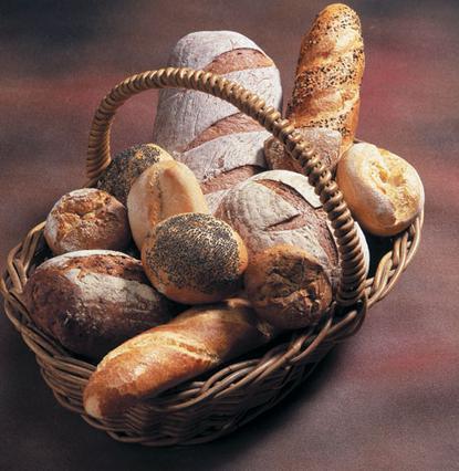 Ο μαγικός κόσμος του ψωμιού