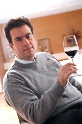 Ο Master of Wine Κωνσταντίνος Λαζαράκης