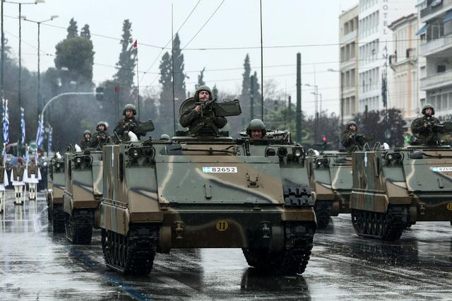 Πέρασε ο... Στρατός και «σάρωσε» Σεφερλή - Λιάγκα!