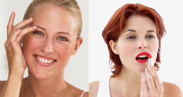 4 λάθη μακιγιάζ που σε μεγαλώνουν