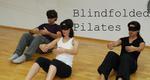 Fitness trend: πιλάτες με τα μάτια κλειστά