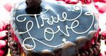 Πανεύκολη τούρτα σε σχήμα καρδιάς, χωρίς φόρμα!