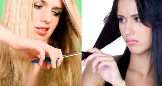 9 λάθη μαλλιών που πρέπει να αποφύγεις