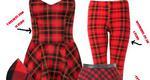 Ταρτάν: πώς θα φορέσεις το καρό του χειμώνα
