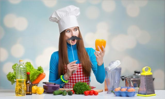 Μαγείρεψε με το στιλ των σεφ