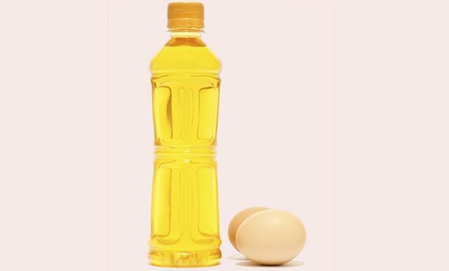 Πώς θα διαχωρίσεις ασπράδι-κρόκο με... πλαστικό μπουκάλι