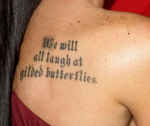 Οι νικητές με τα τατουάζ