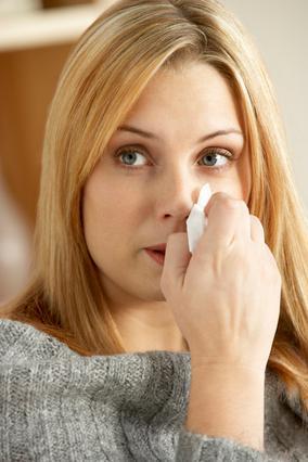 Tips για να μη ματώνει η μύτη το χειμώνα