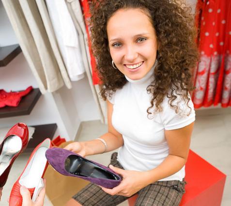 Φρόντισε τα παπούτσια σου για να μην τρέχεις συνέχεια στα μαγαζιά