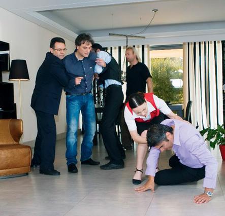 Οδυσσέας Σταμούλης:  Θέλω να γίνω μπαμπάς