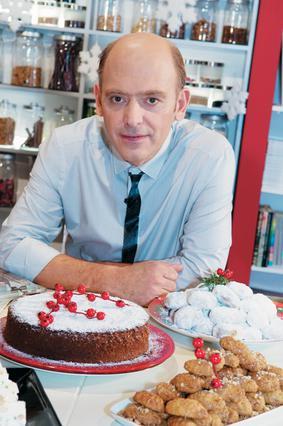 Στέλιος Παρλιάρος:  Δεν τρώω ποτέ γλυκά !
