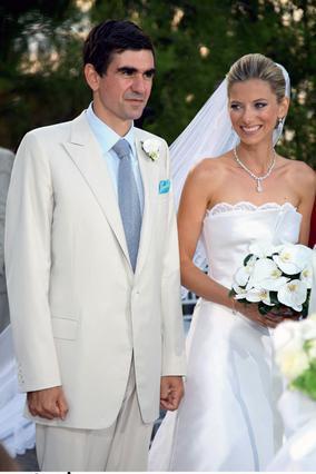 Ο πιο λαμπρός γάμος της χρονιάς