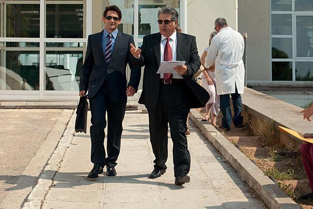 Οδυσσέας Παπασπηλιόπουλος: Ο «Ψευτοθόδωρος» του 2010