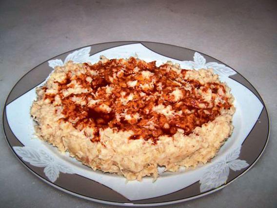 Κεσκέκ (Παραδοσιακό ποντιακό φαγητό)