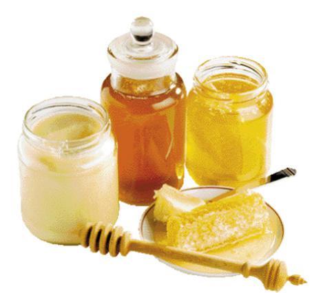 Τα προϊόντα του μελιού  είναι θαυματουργά...