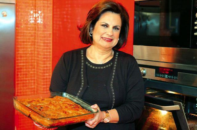 Μαίρη Παναγάκου: Πώς έγινα «Μις κέικ»