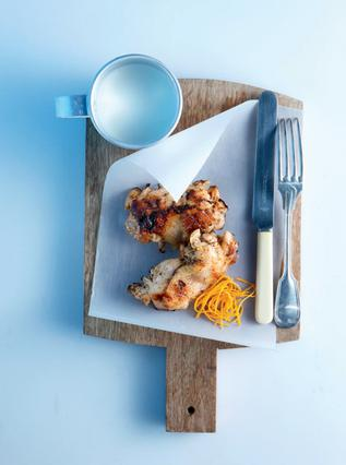 Κοτόπουλο μαριναρισμένο σε ξινόγαλα