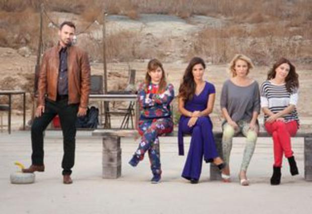 Reunion Εθνικής Ελλάδος: Δες τον Γιώργο Καπουτζίδη με τα κορίτσια του [photo]