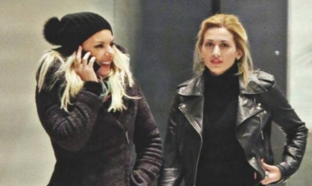 Μας έπεσαν τα μαλλιά: Η Πάνια νέα φιλενάδα της Σπυροπούλου;