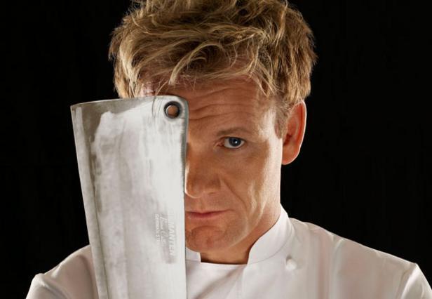 Αναδουλειές φαίνεται ότι έχει ο διάσημος βρετανός σεφ